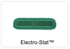 Electro-Stat-Dust-Mop-Button