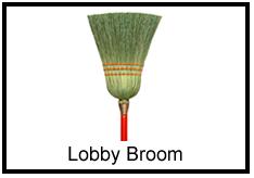 Lobby Broom