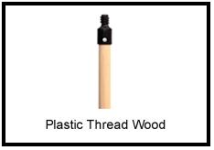 Plastic Thread Wood