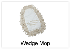 Wedge-Mop-Button