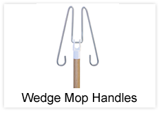 Wedge Mop Handles